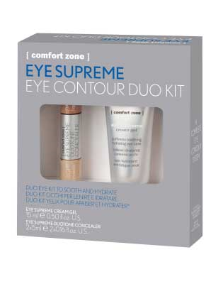 10693 - Comfort Zone EYE SUPREME EYE CONTOUR DUO KIT