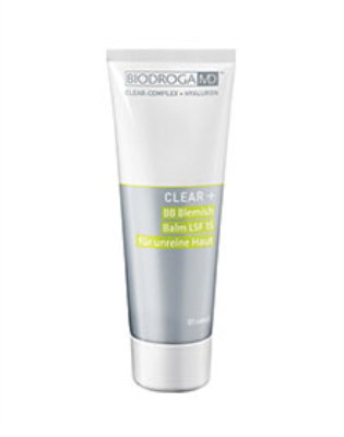43612 - Biodroga MD CLEAR+ BB SPF 15 FOR IMPURE SKIN 01 SAND