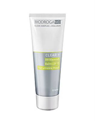 43614 - Biodroga MD CLEAR+ BB SPF 15 FOR IMPURE SKIN 02 HONEY