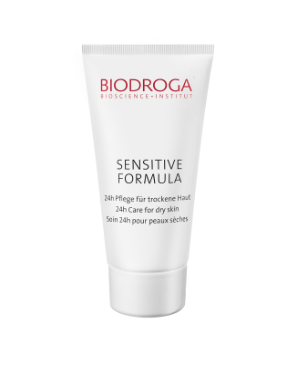 43663 - Biodroga 24 HOUR CARE FOR OILY, SENSITIVE SKINS