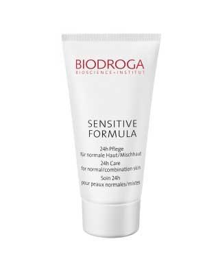43665 - Biodroga 24 HOUR CARE FOR NORMAL, COMBINATION SKINS
