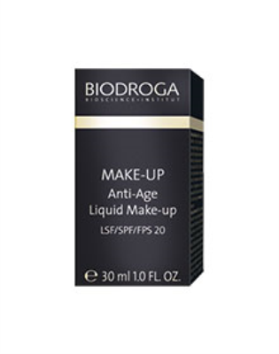 44102 - Biodroga ANTI-AGE LIQUID MAKE-UP SPF 20 (02-SİLK TAN)