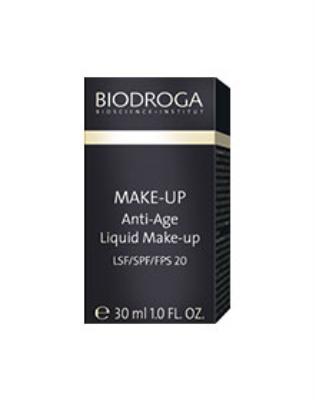 44104 - Biodroga ANTI-AGE LIQUID MAKE-UP SPF 20 (04-BRONZE TAN)