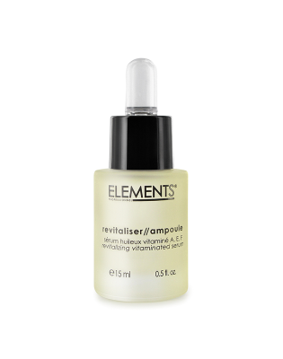 EC 059 - Elements OILY SERUM WITH VITAMINS A, E and F