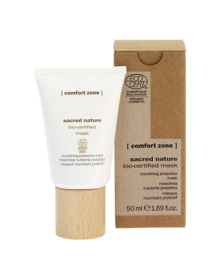 10304 - Comfort Zone SACRED NATURE FACE MASK