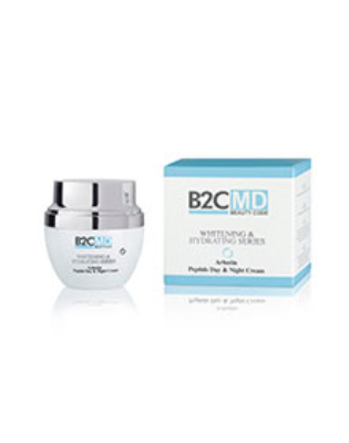 AB - 1303 - B2C MD Arbutin & Peptide & Day & Night Cream