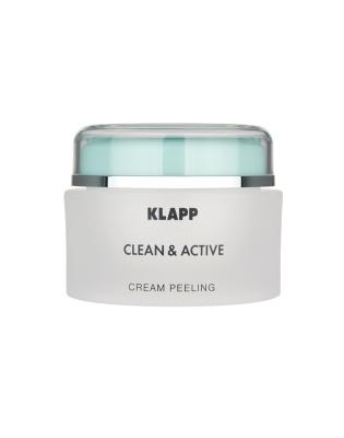 1204 - Klapp CLEAN & ACTIVE CREAM PEELING