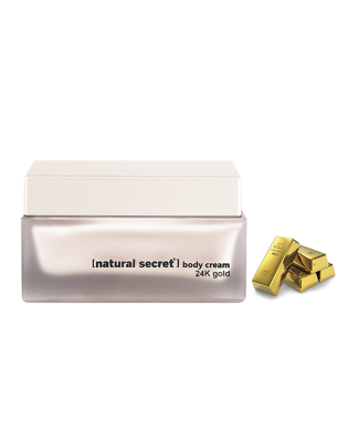 BC 1000 - Natural Secret 24K GOLD BODY CREAM