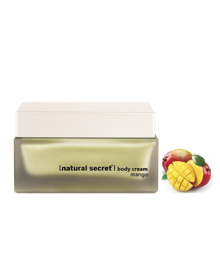 BC 1005 - Natural Secret MANGO BODY CREAM