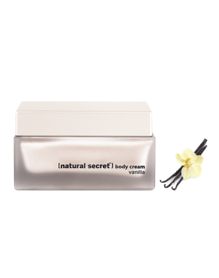 BC 1006 - Natural Secret VANILLA BODY CREAM