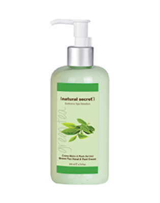 BC 1111 - Natural Secret GREEN TEA BLEND HAND & FOOT CREAM