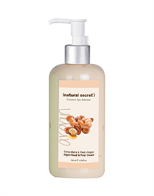 BC 1222 - Natural Secret ARGAN BLEND HAND & FOOT CREAM
