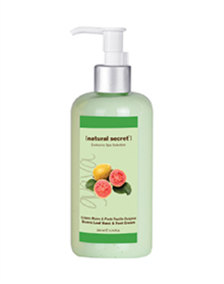 BL 1007 - Natural Secret GUAVA HAND & FOOT CREAM
