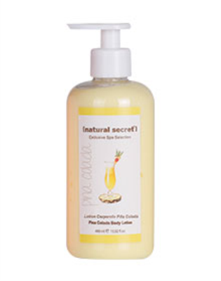 BL 1155 - Natural Secret PINA COLADA BODY LOTION