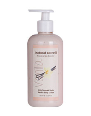 BL 1161 - Natural Secret VANILLA BODY LOTION