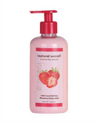 BL 1162  - Natural Secret STRAWBERRY BODY LOTION