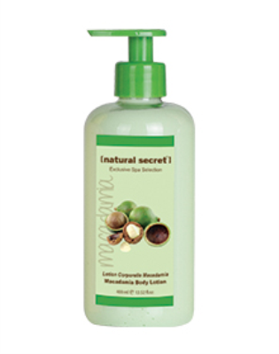 BL 1163 - Natural Secret MACADAMIA BODY LOTION