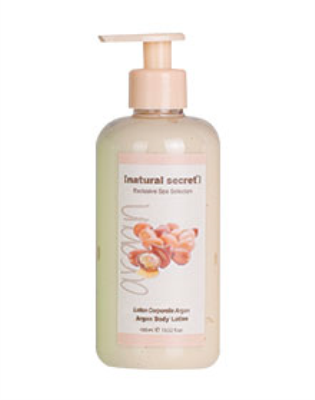 BL 1165 - Natural Secret ARGAN BODY LOTION