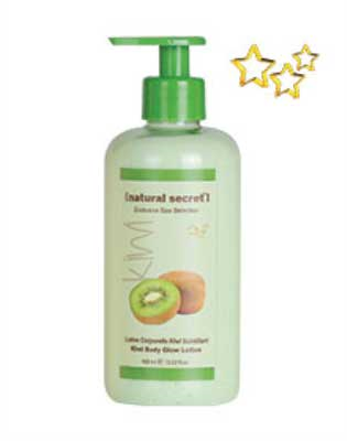 BL 1226- Natural Secret KIWI GLOW BODY LOTION