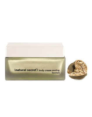 BS 1011 - Natural Secret BAOBAB BODY CREAM PEELING