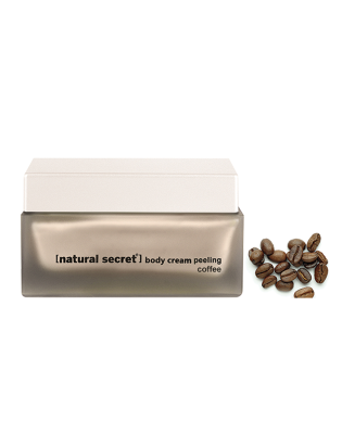 BS 1081 - Natural Secret COFFEE BODY CREAM PEELING