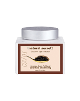 BS 1220 - Natural Secret CAVIAR BLEND HAND & FOOT PEELING