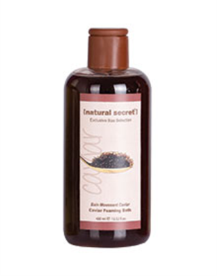 BT 1009 - Natural Secret CAVIAR FOAMING BATH