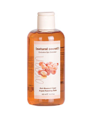 BT 1010 - Natural Secret ARGAN FOAMING BATH