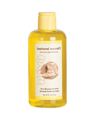BT 1011 - Natural Secret BAOBAB FOAMING BATH