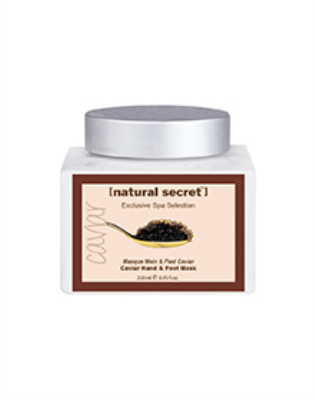 BW 1220 - Natural Secret CAVIAR BLEND HAND & FOOT MASK