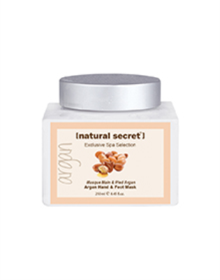 BW 1222 - Natural Secret ARGAN BLEND HAND & FOOT MASK