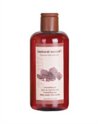 ES 1501 - Natural Secret  AROMATHERAPY MILKY BATH, CHOCOLATE