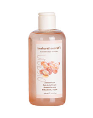 ES 1515 - Natural Secret AROMATHERAPY MILKY BATH, ARGAN