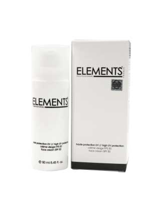 EV 50 - Elements HIGH UV PROTECTION FACE CREAM SPF 50