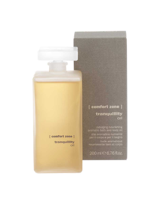 10321 - Comfort Zone TRANQUILLITY BATH AND BODY OIL