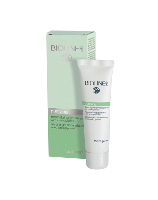 F5050030 - Bioline PURIFYING NORMALIZING GEL SERUM with Azeloglycine