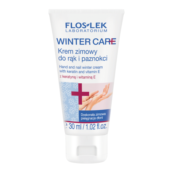FL 1411 - Floslek Laboratorium WINTER CARE HAND AND NAIL WINTER CREAM