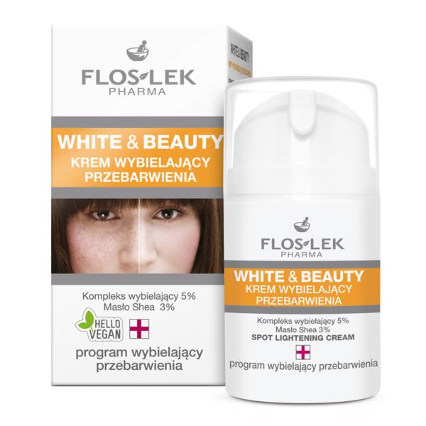 FL 1903 - Floslek Pharma WHITE & BEAUTY SPOT LIGHTENING CREAM