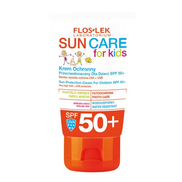 FL 3801 - Floslek Laboratorium SUN CARE FOR KIDS SUN PROTECTION CREAM FOR CHILDREN SPF 50+