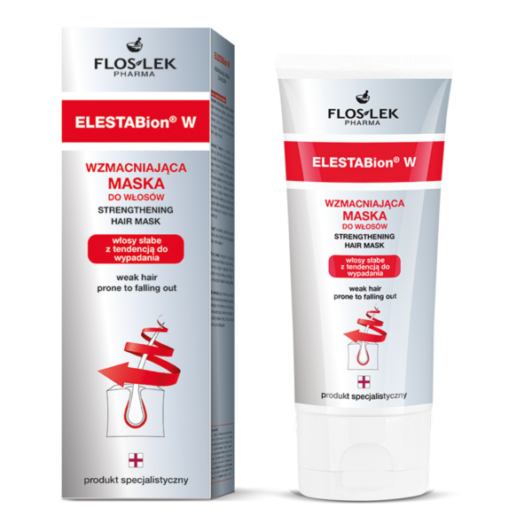 FL 4011 - Floslek Pharma ELESTABION W STRENGTHENING HAIR MASK