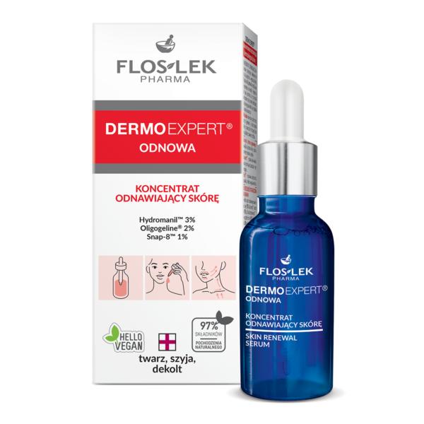 FL 6004 - Floslek Pharma DERMO EXPERT RENEW SKIN RENEWAL SERUM