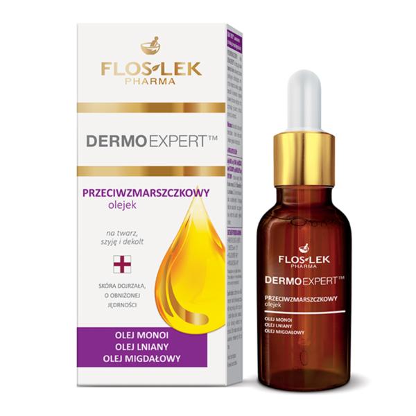 FL 6009 - Floslek Pharma DERMO EXPERT ANTI-WRINKLE OIL