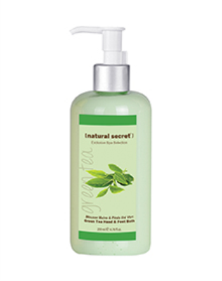 FZ 1003 - Natural Secret GREEN TEA BLEND HAND & FOOT BATH