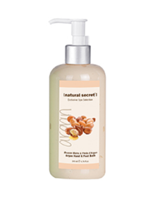FZ 1222 - Natural Secret ARGAN BLEND HAND & FOOT BATH