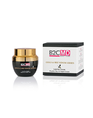 GB - 1103 - B2C MD Gold & Bee Venom & Peptide & Day & Night Cream