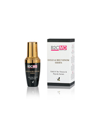 GB - 1105 - B2C MD Gold & Bee Venom & Peptide Serum