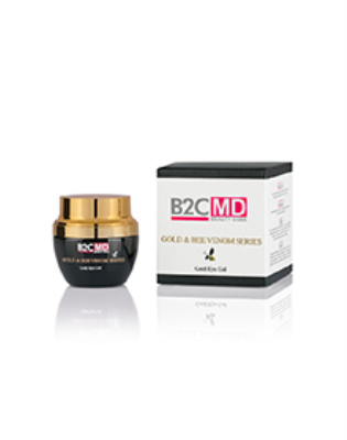 GB - 1106 - B2C MD Gold Eye Gel