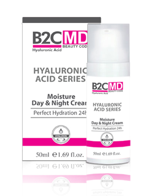 HY - 1900 - B2C MD Moisture Day & Night Cream // Perfect Hydration Normalizing