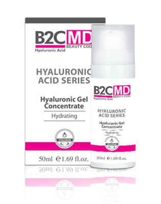 HY - 1901 - B2C MD Hyaluronic Gel Concentrate // Hydrating