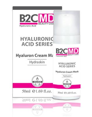 HY - 1904 - B2C MD Hyaluron Cream Mask // Hydraskin
